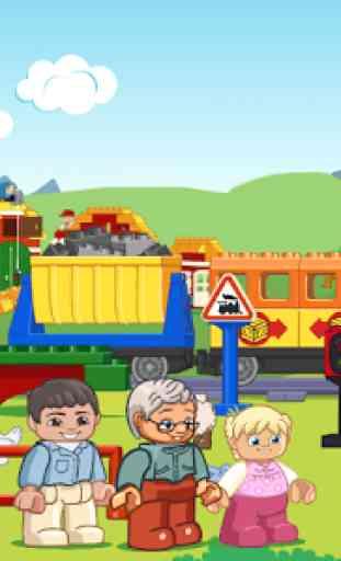 LEGO® DUPLO® Train 4