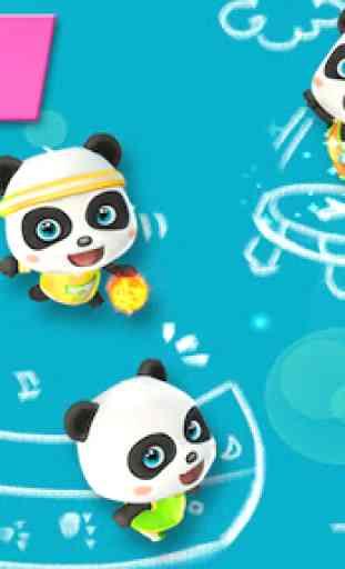 Les Jeux de Panda 1