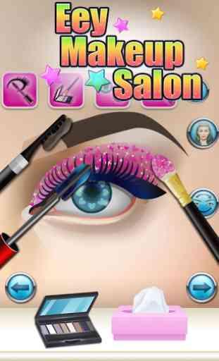 maquillage des yeux salon 2