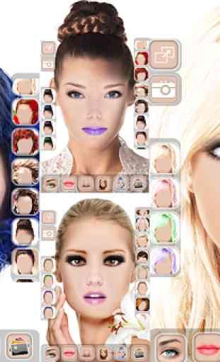 Maquillage réaliste 1
