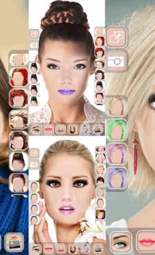 Maquillage réaliste 2