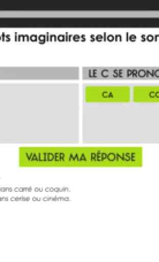 Orthographe Projet Voltaire 4