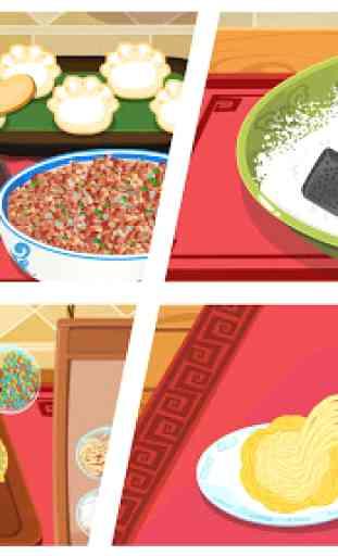 Panda & la Cuisine chinoise 2