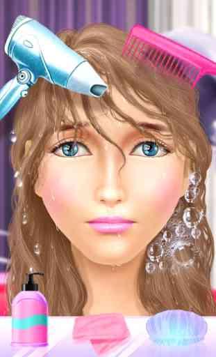 Princess Makeover - Hair Salon 1