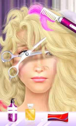 Princess Makeover - Hair Salon 2