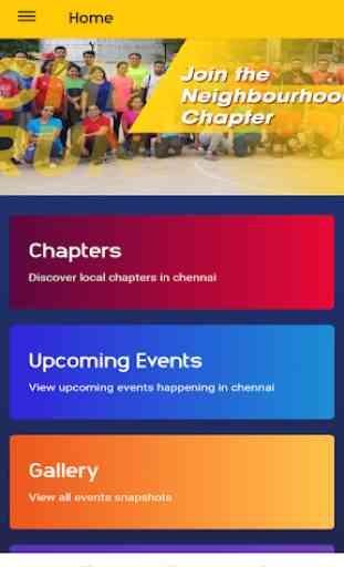 Chennai Runners 2