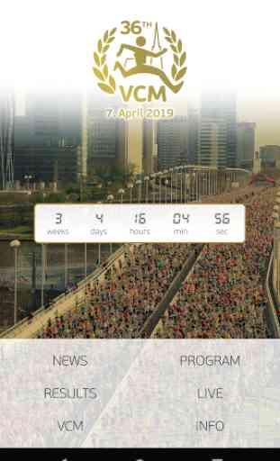 VCM 2019 Vienna City Marathon 1