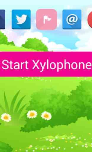 Baby Xylophone 1
