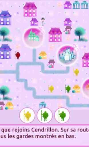 Cendrillon jeux fille gratuit application android - Jeux de fille 4 ans gratuit ...