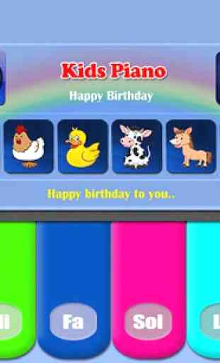 Kids Piano Free 1