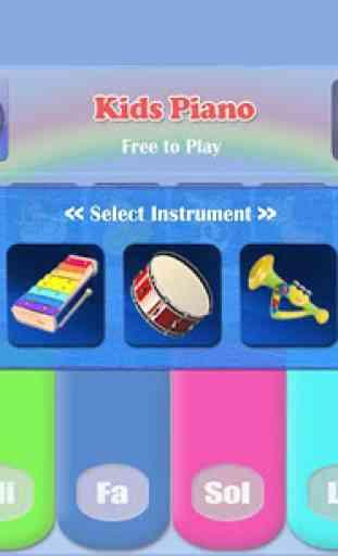 Kids Piano Free 2