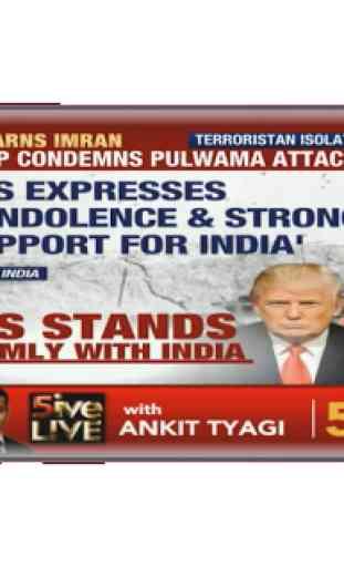 Hindi News Live TV 24x7 - Hindi News Live TV 2