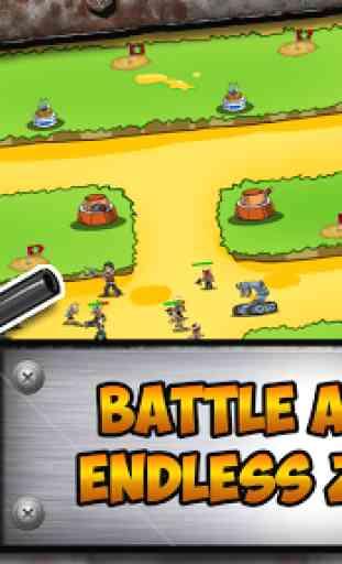 WWZ Defense: Zombie Invasion 3