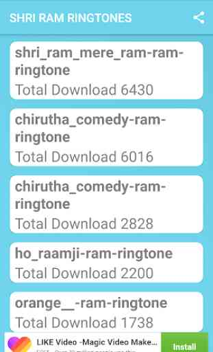 Shri Ram Ringtones: Lord Shri Ram Ringtones 4