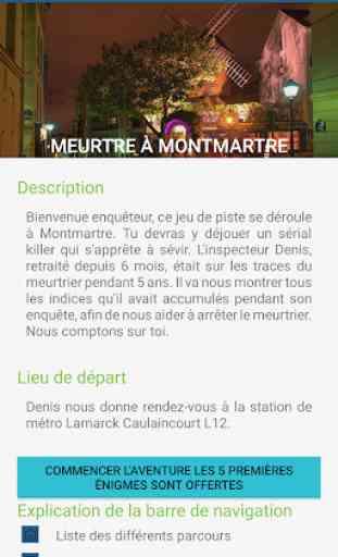 Paris Énigmes: balades, jeux de piste touristiques 2