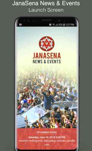 JanaSena News & Events 1