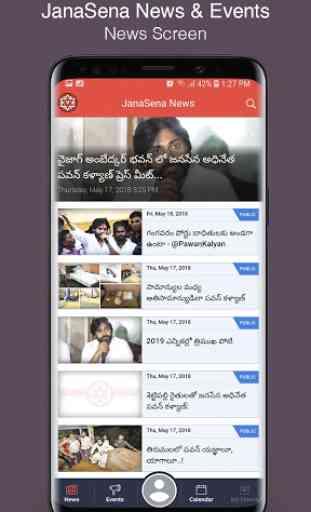 JanaSena News & Events 2