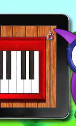 Instruments de musique:Enfants 2