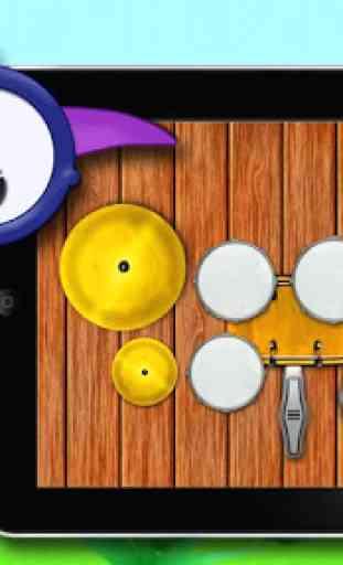 Instruments de musique:Enfants 3