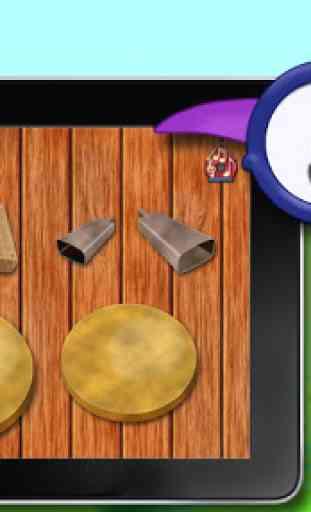 Instruments de musique:Enfants 4