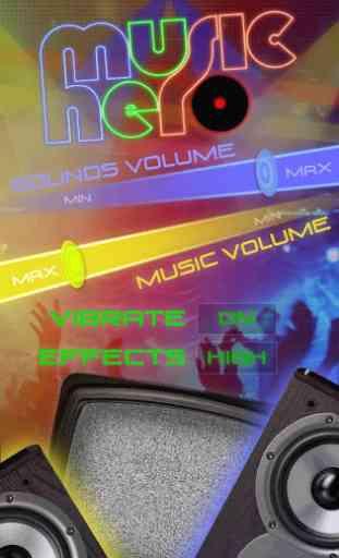 Musique Héros - Music Hero 2