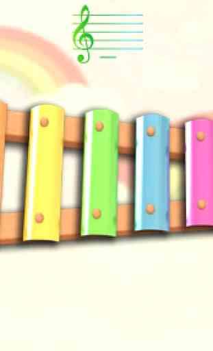 Piano Xylophone pour Enfants 1