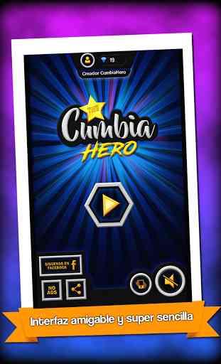 The Cumbia Hero 1