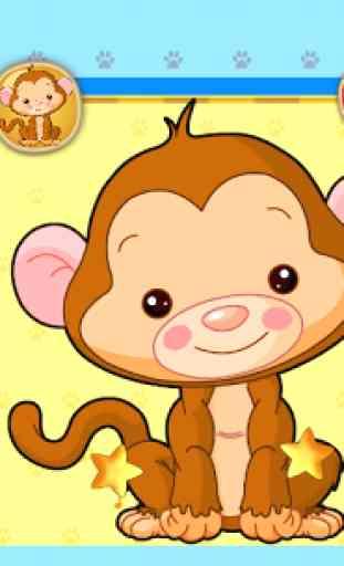 Jeux pour enfant 2 ans animaux 1