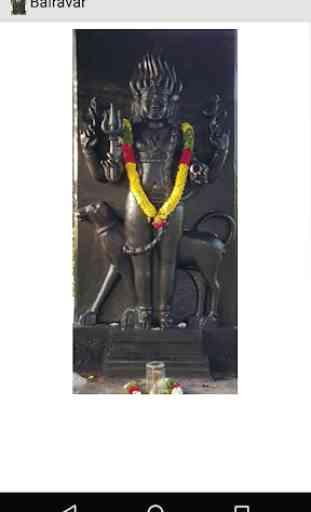 Bairavar in Tamil 1