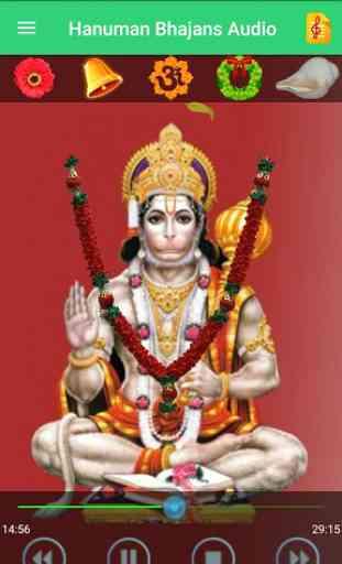 Hanuman Bhajans Audio 2