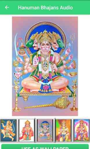 Hanuman Bhajans Audio 4