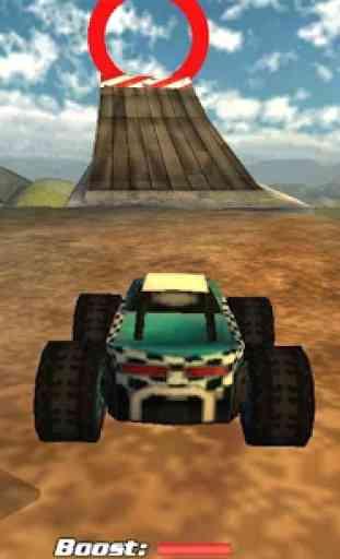 Crash Drive 3D: jeu de voiture 1
