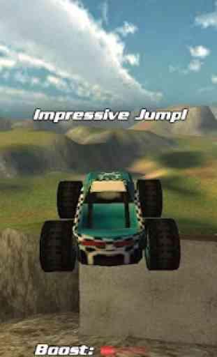 Crash Drive 3D: jeu de voiture 2