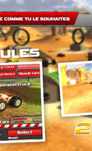 Crash Drive 3D: jeu de voiture 4