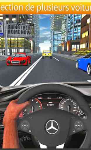 circulation courses voiture 3d 3