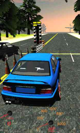 Drag racing HD 1