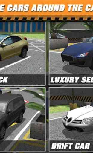 Multi Level Car Parking Game 2 2