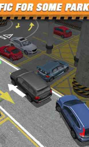 Multi Level Car Parking Game 2 3
