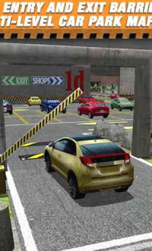 Multi Level Car Parking Game 2 4