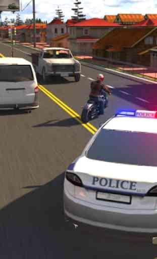 Pilote Voiture de Police 2016 1