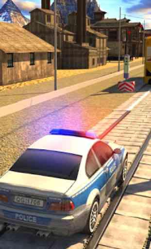 Pilote Voiture de Police 2016 2