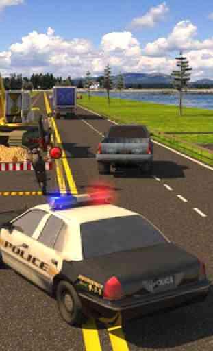 Pilote Voiture de Police 2016 3