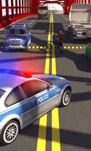 Pilote Voiture de Police 2016 4