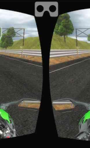 VR Traffic Bike Racer 1