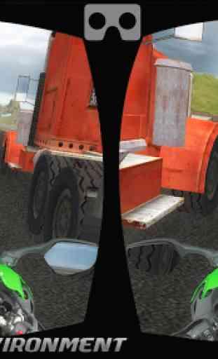 VR Traffic Bike Racer 3