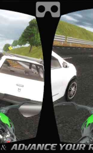 VR Traffic Bike Racer 4