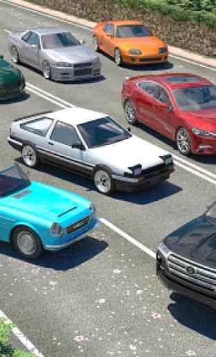 Zone de conduite: Japon 1