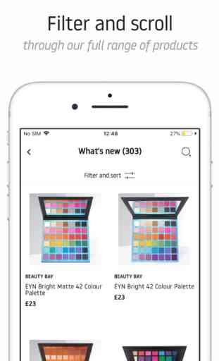 Beauty Bay (Android/iOS) image 2