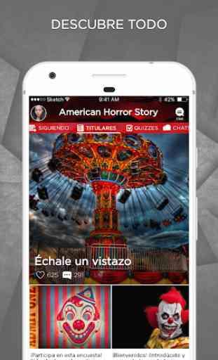 AHS Amino para American Horror Story 1