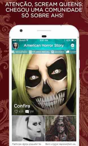 AHS Amino para American Horror Story em Português 1
